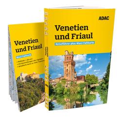 ADAC Reiseführer plus Venetien und Friaul von Maiwald,  Stefan