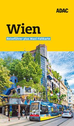 ADAC Reiseführer plus Wien von Berger,  Daniel