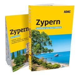 ADAC Reiseführer plus Zypern von Jaeckel,  E. Katja