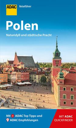 ADAC Reiseführer Polen von Nöldeke,  Renate