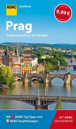 ADAC Reiseführer Prag von Neudert,  Franziska, Welzel,  Stefan