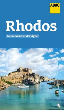 ADAC Reiseführer Rhodos von Verigou,  Klio