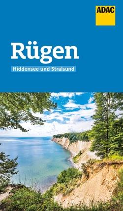 ADAC Reiseführer Rügen von Lindemann,  Janet