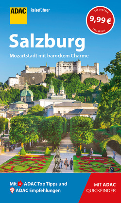 ADAC Reiseführer Salzburg von Ladenhauf,  Josef
