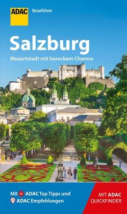 ADAC Reiseführer Salzburg von Fraas,  Martin