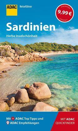 ADAC Reiseführer Sardinien von Höh,  Peter