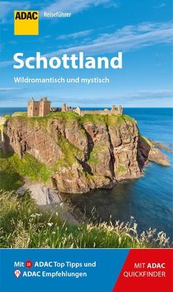 ADAC Reiseführer Schottland von Kossow,  Annette