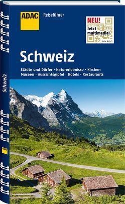 ADAC Reiseführer Schweiz von Goetz,  Rolf