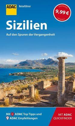 ADAC Reiseführer Sizilien von De Rossi,  Nicoletta