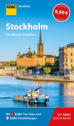 ADAC Reiseführer Stockholm von Lohs,  Cornelia