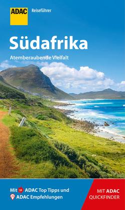 ADAC Reiseführer Südafrika von Lemcke,  Jutta