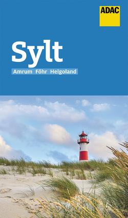 ADAC Reiseführer Sylt mit Amrum, Föhr, Helgoland von Diers,  Knut