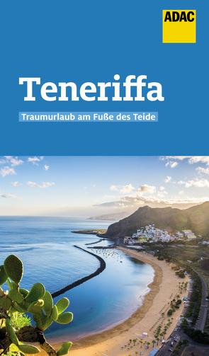 ADAC Reiseführer Teneriffa von Brüdgam,  Nele-Marie