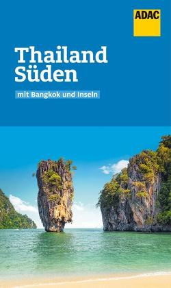 ADAC Reiseführer Thailand Süden von Miethig,  Martina
