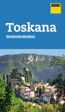 ADAC Reiseführer Toskana von Maiwald,  Stefan
