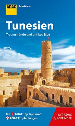 ADAC Reiseführer Tunesien von Marot,  Jan