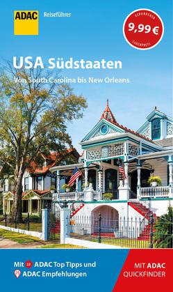 ADAC Reiseführer USA Südstaaten von Johnen,  Ralf