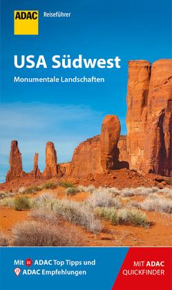 ADAC Reiseführer USA-Südwest von Johnen,  Ralf