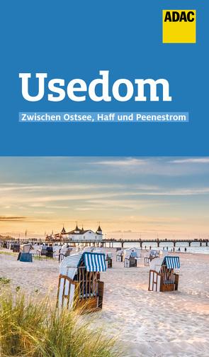 ADAC Reiseführer Usedom von Pautz,  Claudia
