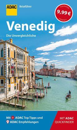 ADAC Reiseführer Venedig von De Rossi,  Nicoletta