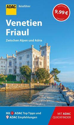 ADAC Reiseführer Venetien und Friaul von Maiwald,  Stefan