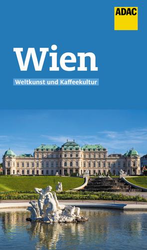 ADAC Reiseführer Wien von Berger,  Daniel