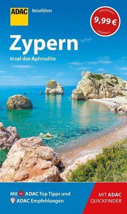 ADAC Reiseführer Zypern von Jaeckel,  E. Katja