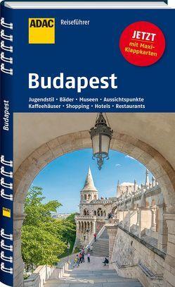 ADAC Reiseführer Budapest von Markus,  Hella