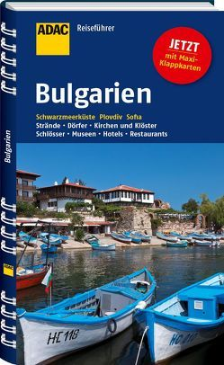 ADAC Reiseführer Bulgarien von Köthe,  Friedrich, Schetar-Köthe,  Daniela