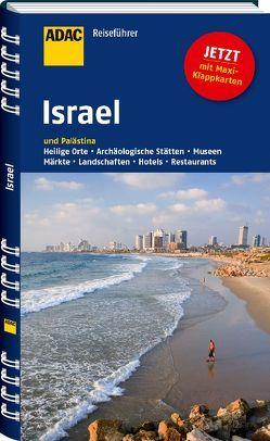 ADAC Reiseführer Israel und Palästina von Studemund-Halévy,  Michael