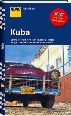 ADAC Reiseführer Kuba von Miethig,  Martina