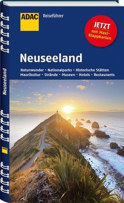 ADAC Reiseführer Neuseeland von Rob,  Gerda
