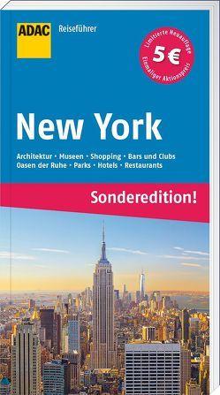ADAC Reiseführer New York (Sonderedition) von Metzger,  Christine