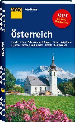 ADAC Reiseführer Österreich von Rob,  Gerda