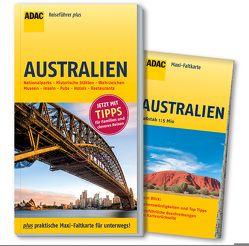 ADAC Reiseführer plus Australien von Viedebantt,  Klaus