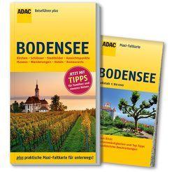 ADAC Reiseführer plus Bodensee von Menzel,  Marianne