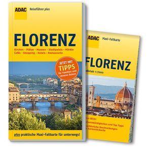 ADAC Reiseführer plus Florenz von Partsch,  Susanna