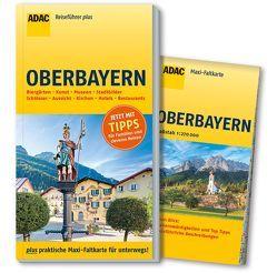 ADAC Reiseführer plus Oberbayern von Schacherl,  Lillian