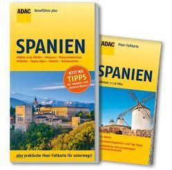 ADAC Reiseführer plus Spanien von Golder,  Marion