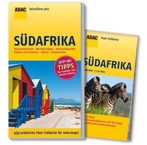 ADAC Reiseführer plus Südafrika von Hagemann,  Albrecht