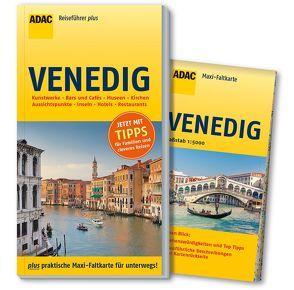 ADAC Reiseführer plus Venedig von Rob,  Gerda