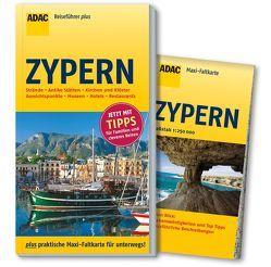 ADAC Reiseführer plus Zypern von Neumann-Adrian,  Edda, Neumann-Adrian,  Michael