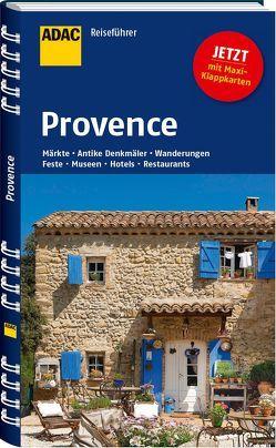 ADAC Reiseführer Provence von Gercke,  Hans
