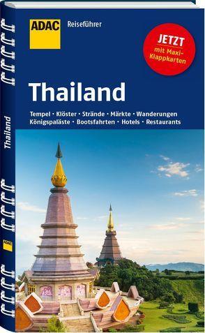ADAC Reiseführer Thailand von Miethig,  Martina
