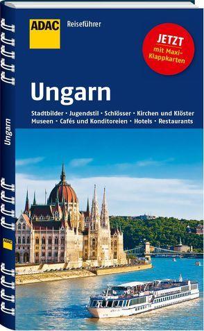 ADAC Reiseführer Ungarn von Keilhauer,  Anneliese
