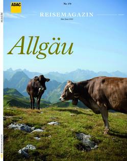 ADAC Reisemagazin / ADAC Reisemagazin Allgäu