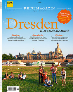 ADAC Reisemagazin / ADAC Reisemagazin Dresden / Elbsandstein Gebirge von ADAC Verlag GmbH & Co KG