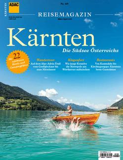 ADAC Reisemagazin / ADAC Reisemagazin Kärnten
