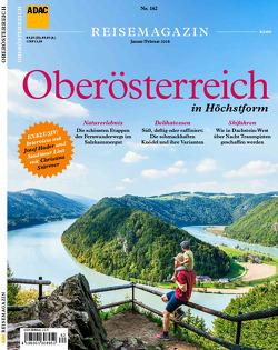 ADAC Reisemagazin / ADAC Reisemagazin Oberösterreich