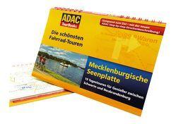 """ADAC TourBooks – Die schönsten Fahrrad-Touren – """"Mecklenburgische Seenplatte"""" von Wengel,  Tassilo"""